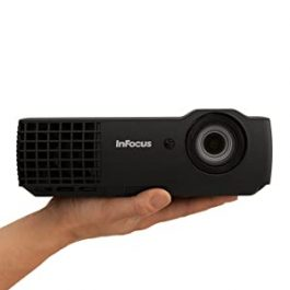 InFocus IN1118HD Portable Projector
